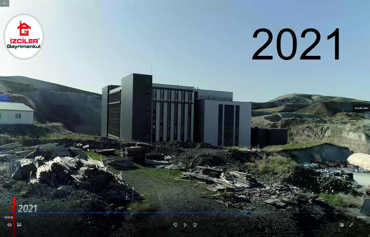 Ankara Üniversitesi  Ankara'nın gözbebeği Bağlıca'da dünya çapında bir sağlık Merkezi yükseliyor.