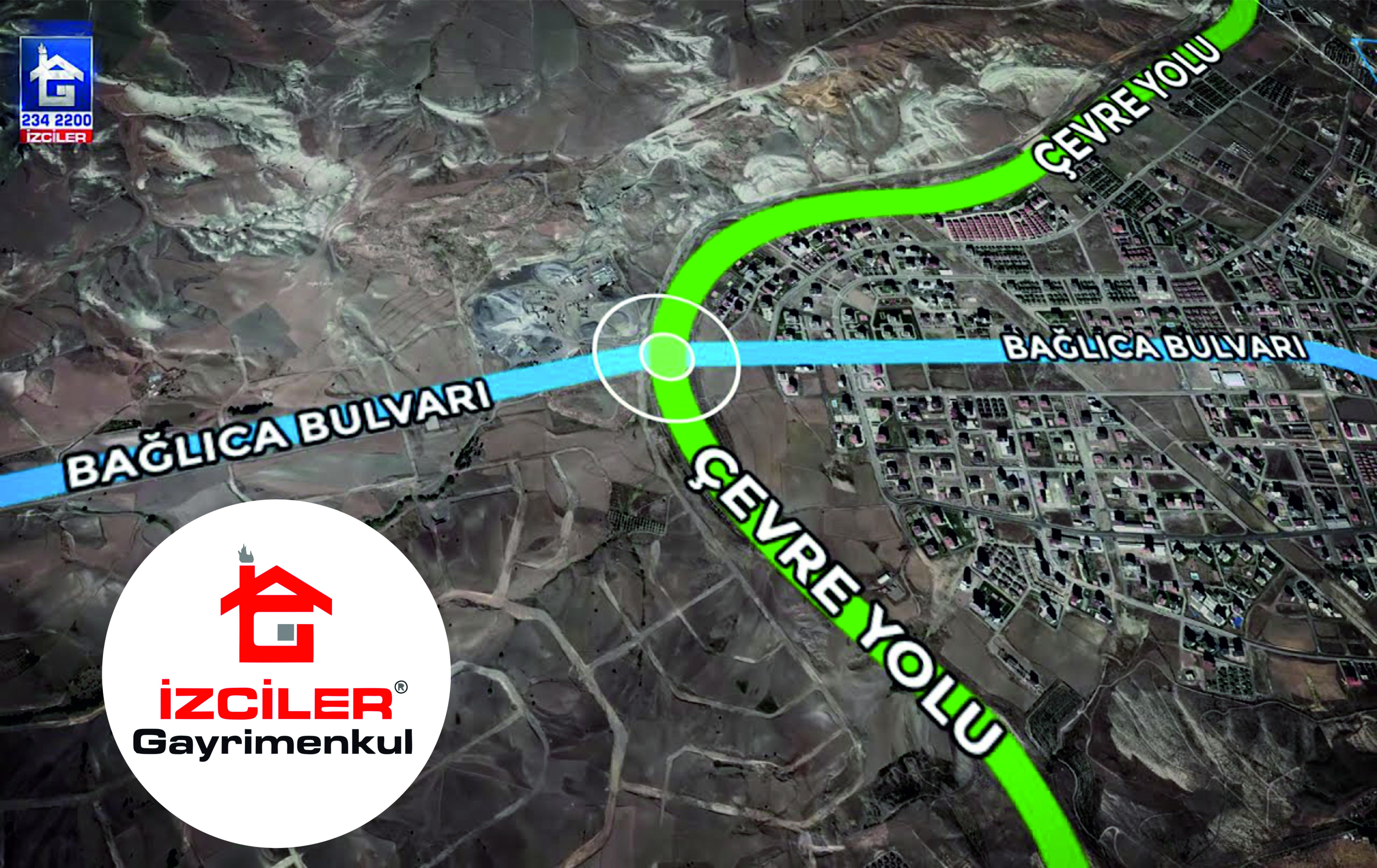 Yapımına 2019 yılında başlanan Çevre yolu inşaatına kaldığı yerden devam edilmektedir.
