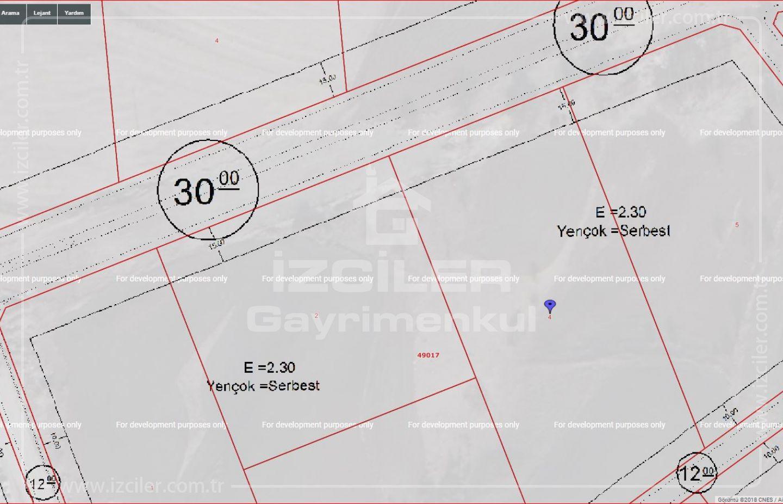 Yapracıkda 30 metrelik Bulvarda Emsal 2,30 da 145 m2 Hisse