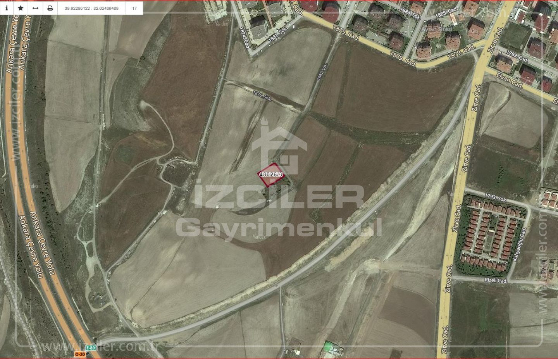 Ahimesut Mahallesinde Satılık Tek Tapu 5 Daireli Arsa