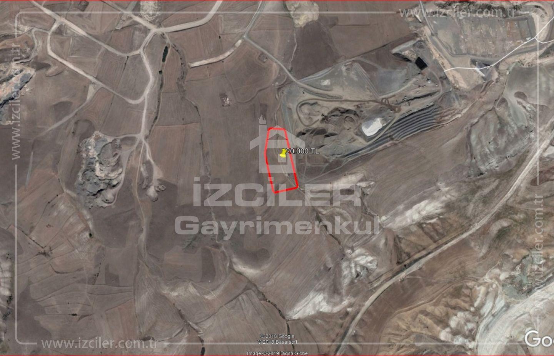 Çok Acil...Yapracık Satılık 173 m2 Emsal 1,20 SKT Arsası