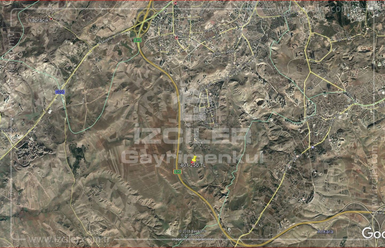 Acil Satılık..! Dodurga da Satılık 535 m² Arsa Emsal 1,75 de