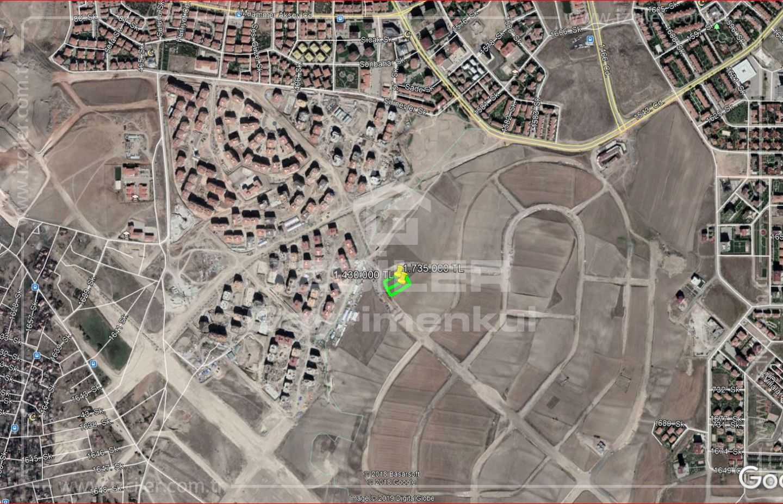 Elvan Oğuzlar da 35 Metrelik Bulvara Cephe Arsa
