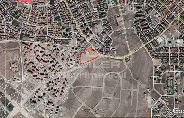 Elvan Oğuzlar da Satılık İmarlı Arsa Aski Altyapı Arsası