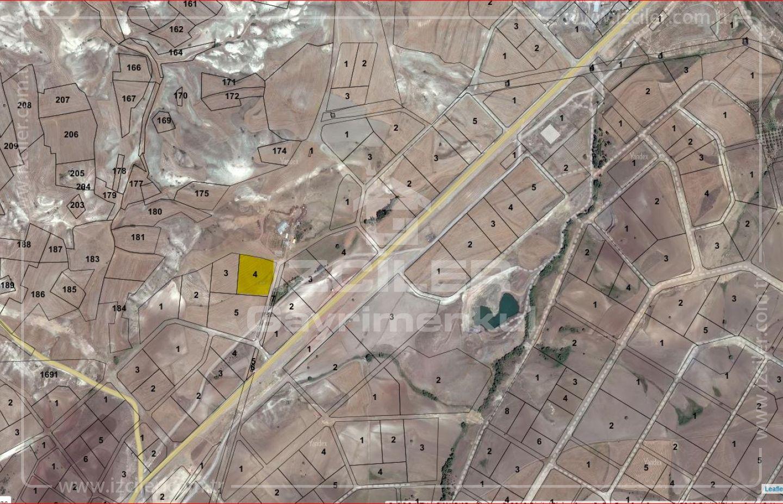 Yapracıkda Bağlıcayı Göre Kısımda Emsal 2,30 Satılık 550 M2 Arsav