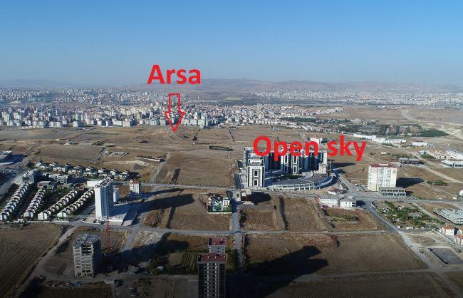 Bağlıca 2 de satılık 47 daireli Arsa