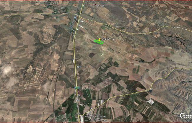 Polatlı Kuşcu da Tek Tapu Tarla Eskişehir Yoluna 1 Km