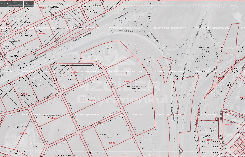 Yaşamkenti Gören Kısımda Yapracık 3,30 Emsal de 500 m2