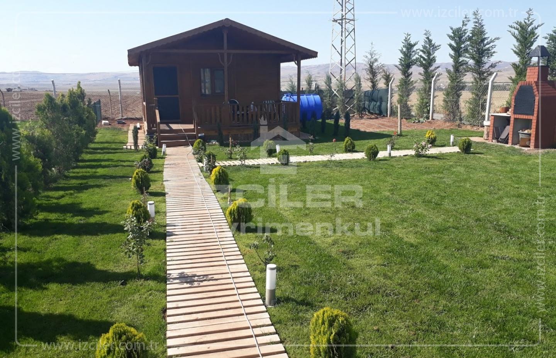 Ankara nın en güzel Hobi Bahçesi - Yatırım Fırsatı