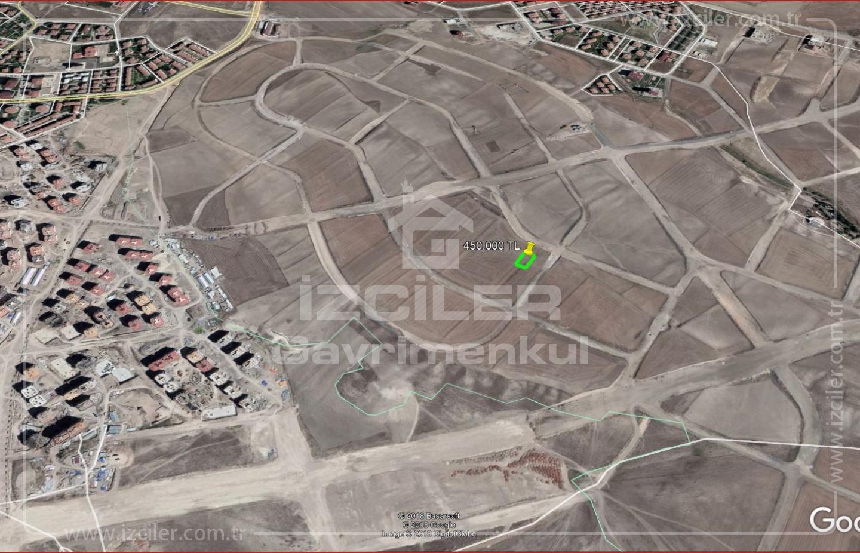 Elvan Oğuzlar Tek Tapu 1026 m2 Arsa