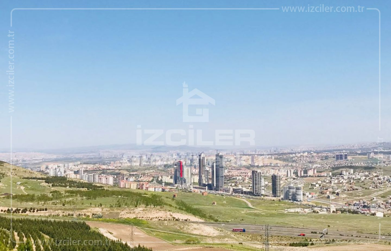 Eskişehir yolunu Gören Kısımda Emsal 2,30 da 160 m2 Arsa