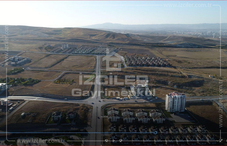 Fırsat...! Bağlıca da Satılık 750 m2 Tek Tapu Emsal 0,35 Arsa