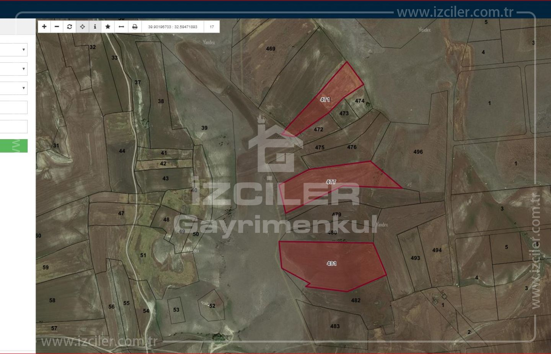 78.000 TL Uygun..Fiyat...Elvan da Satılık 593 m2 İmarsız Tarla