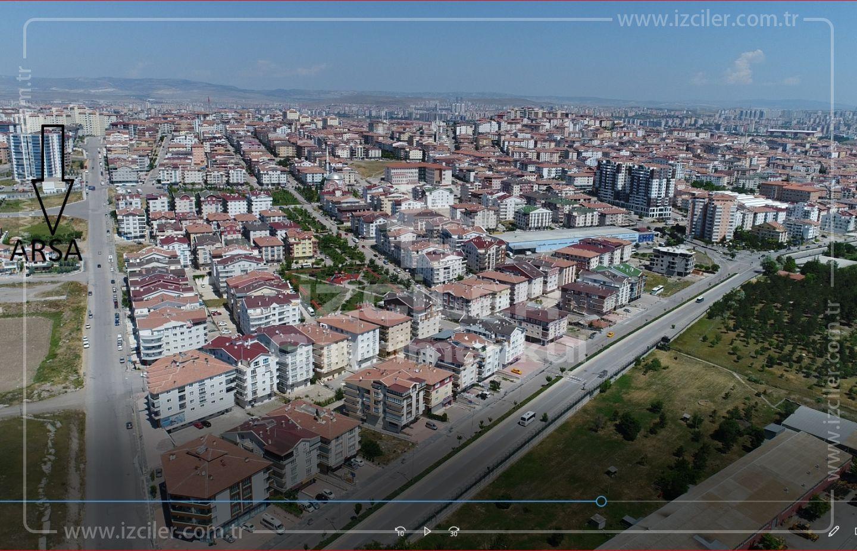 Bağlıcada Satılık 1094 m2 Caddeye Cephe Satılık Arsa Acil...