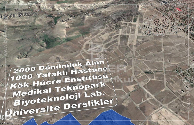 5 DÜKANLIK TİCARİ ARSAFIRSATI 35'LİK BULVARA CEPHE TEK TAPU!!!