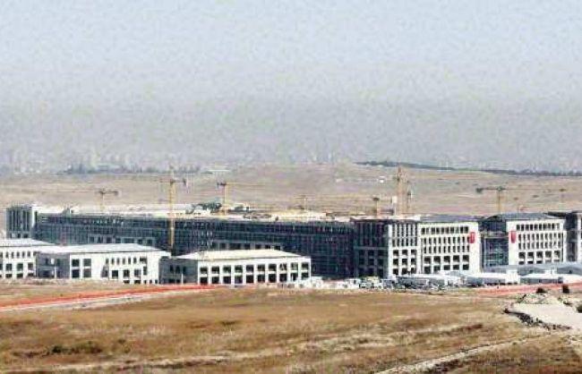 Bağlıca Emsal 0,70 de Satılık 1500 m2 Arsa 8 Daireli