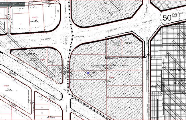 Bulvara iki Parsel Elvan Oğuzlarda Satılık 450 m2 Ticari Parsel