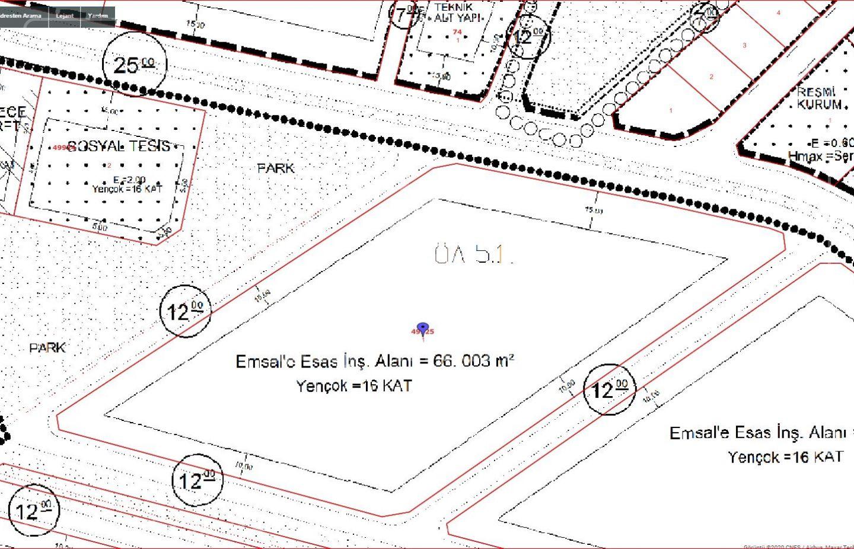 Acil Satılık...Yapracık 3,30 de 125 m2 1 Daire Getirili Arsa
