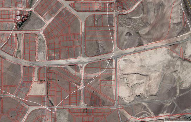 Elvan Oğuzlarda Satılık 450 m2 Ticari Parsel
