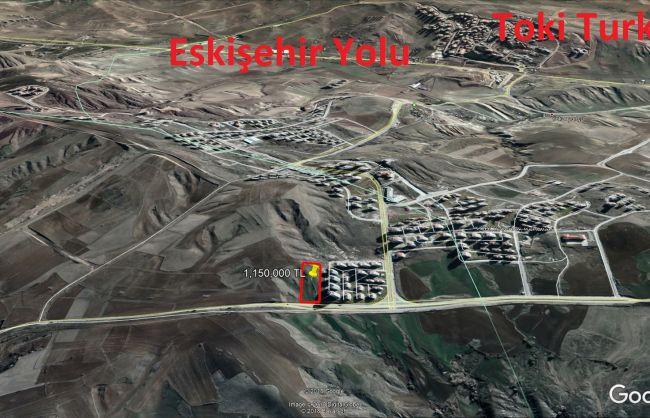 Atayurt Mahallesinde 50 Metrelik Bulvara Cephe Satılık
