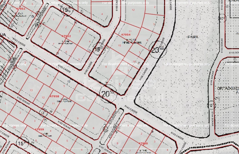 Acil.Oğuzlar Mahallesinde 20 Metrelik Caddeye Cephe Satılık Arsa