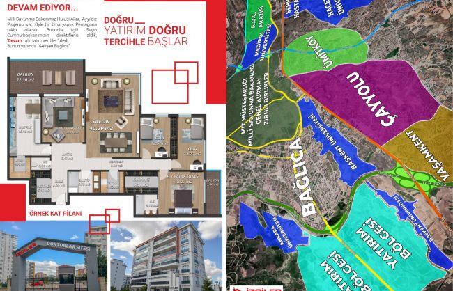 ARSADAN 4+1 DAİRE GETİRİLİ YATIRIM!!!!!!!