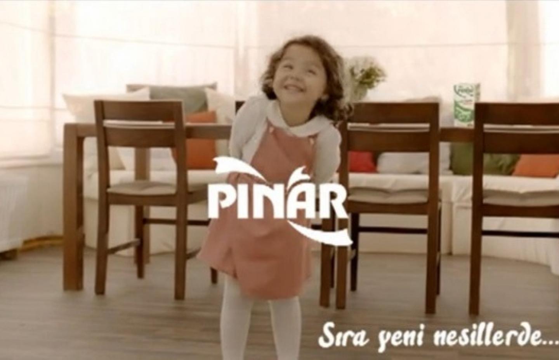 PINAR SÜT (Reklam İzlemeyi Seviyorum :)