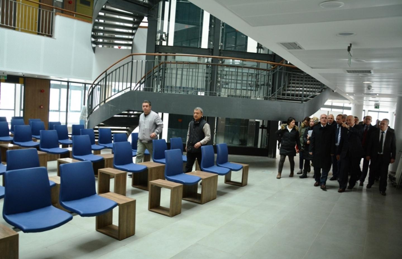 Etimesgut Tapu ve Sincan Tapu Yeni Hizmet Binası