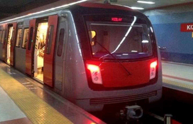 Çayyolu İle Sincan Metroları Bağlıcada Buluşacak